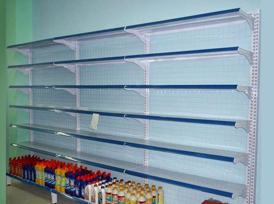 Các lắp đặt giá kệ siêu thị