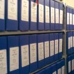 Giá để hồ sơ tài liệu văn phòng