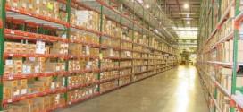 Cách bố trí giá kệ để sắp xếp hàng hóa trong nhà kho